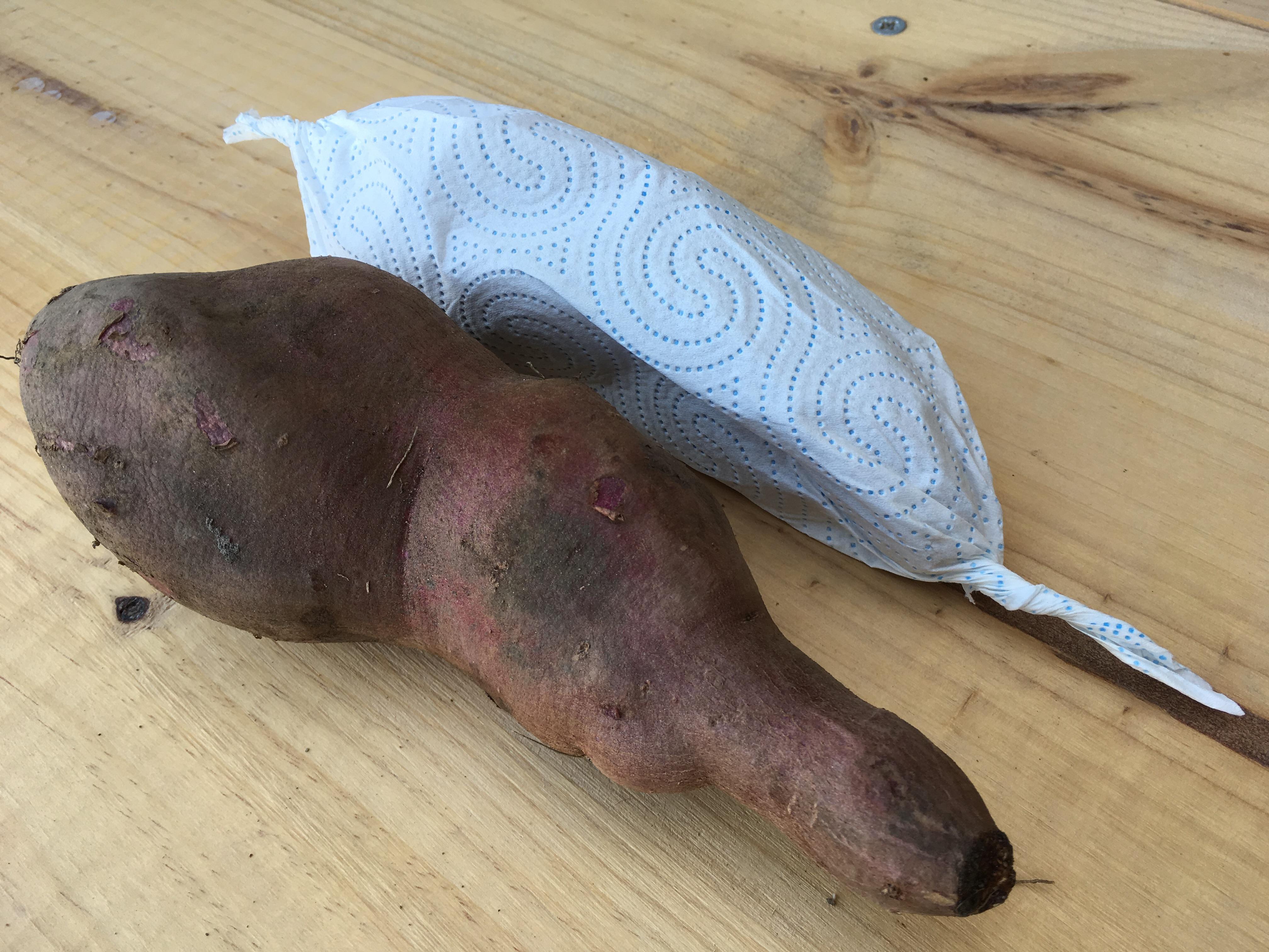 como fazer batata doce