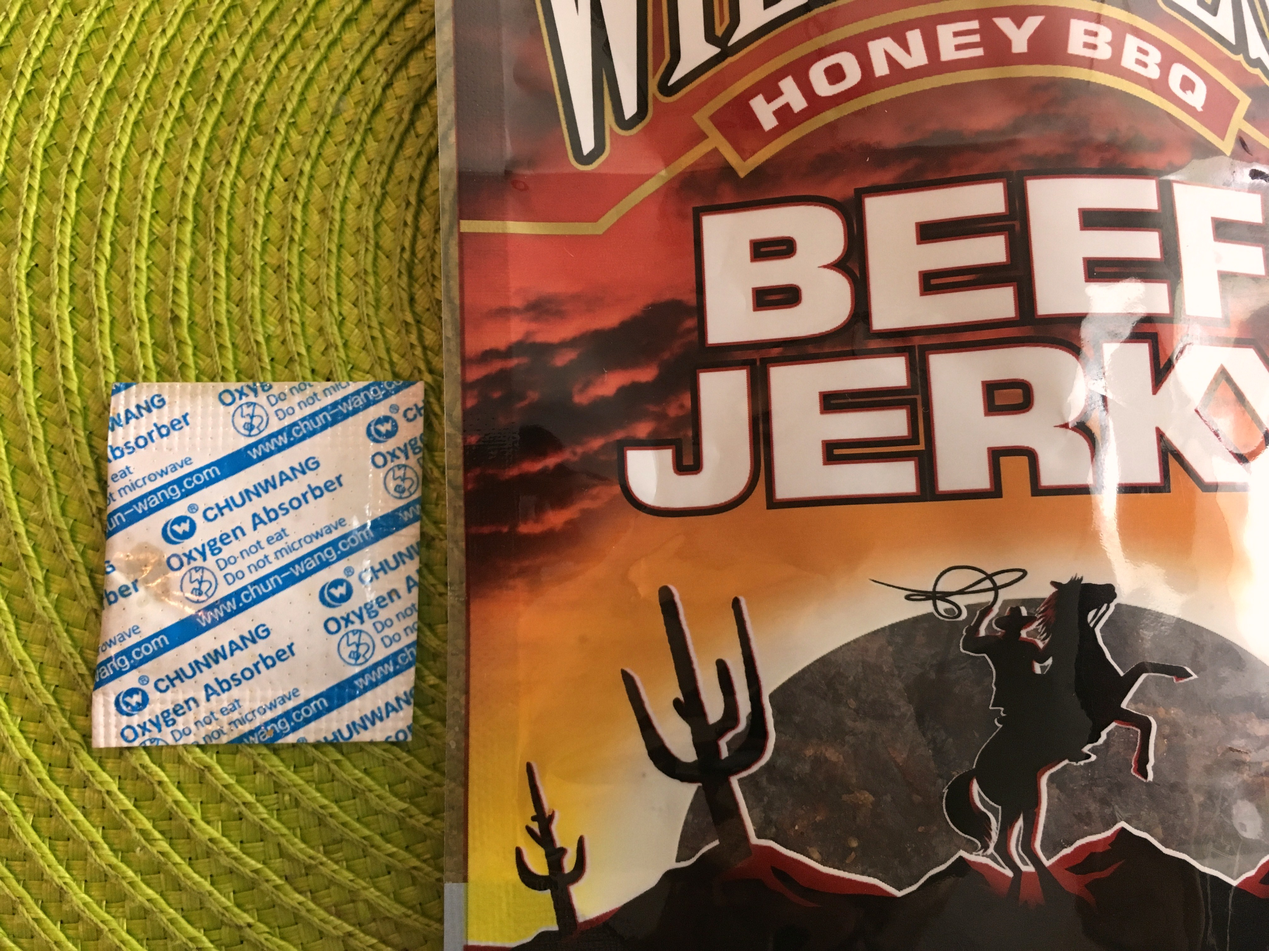 Beef Jerky - carne desidratada