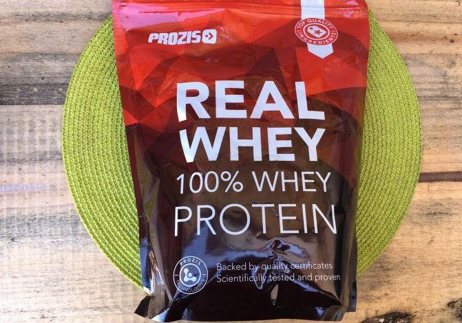 Proteina Whey sabor banana