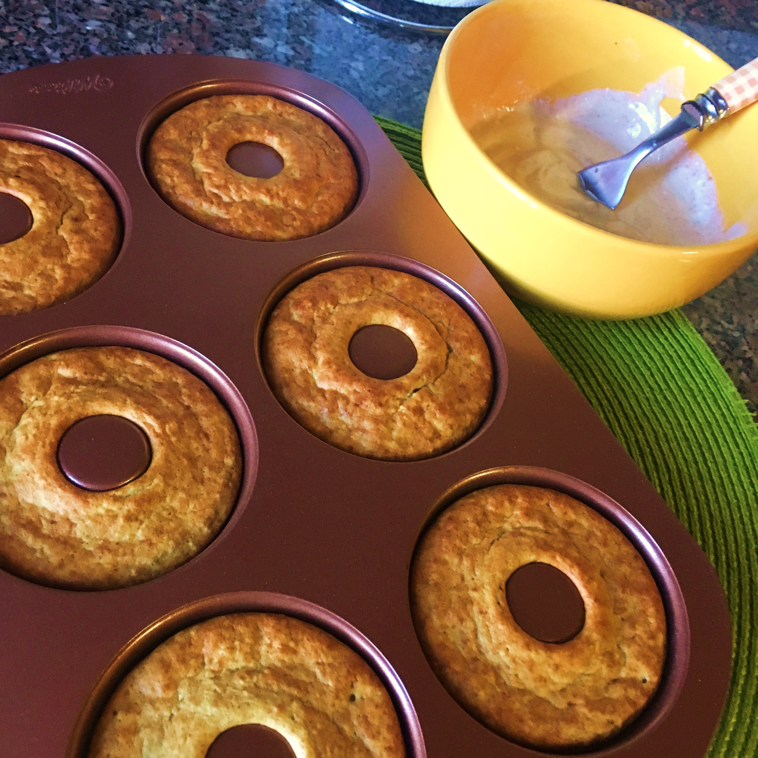 Forma de donuts