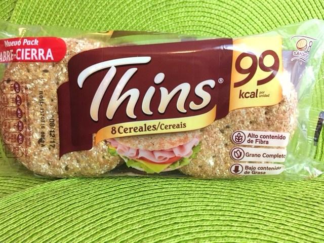 Pão Thins