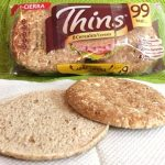 Pão Thins leve