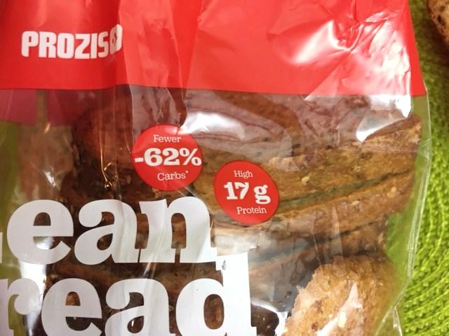 lean bread prozis