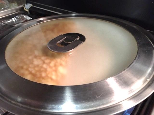 omelete saudável de húmus - tampa