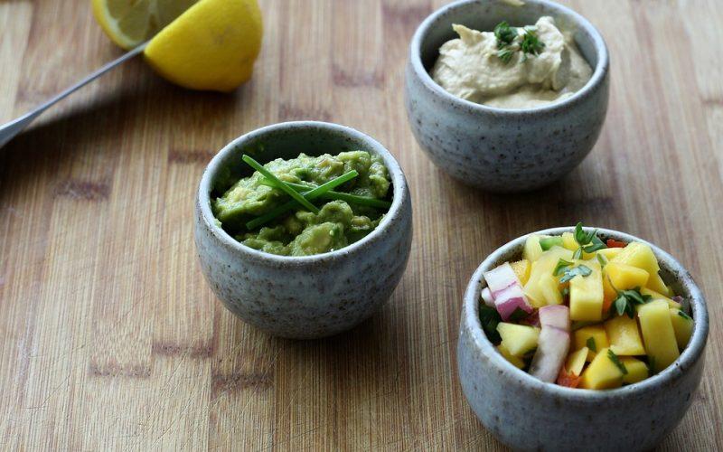 receitas com abacate fit