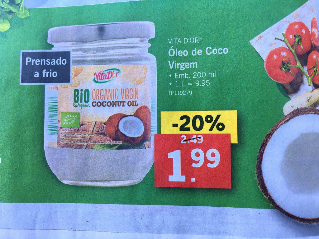 óleo de coco 6