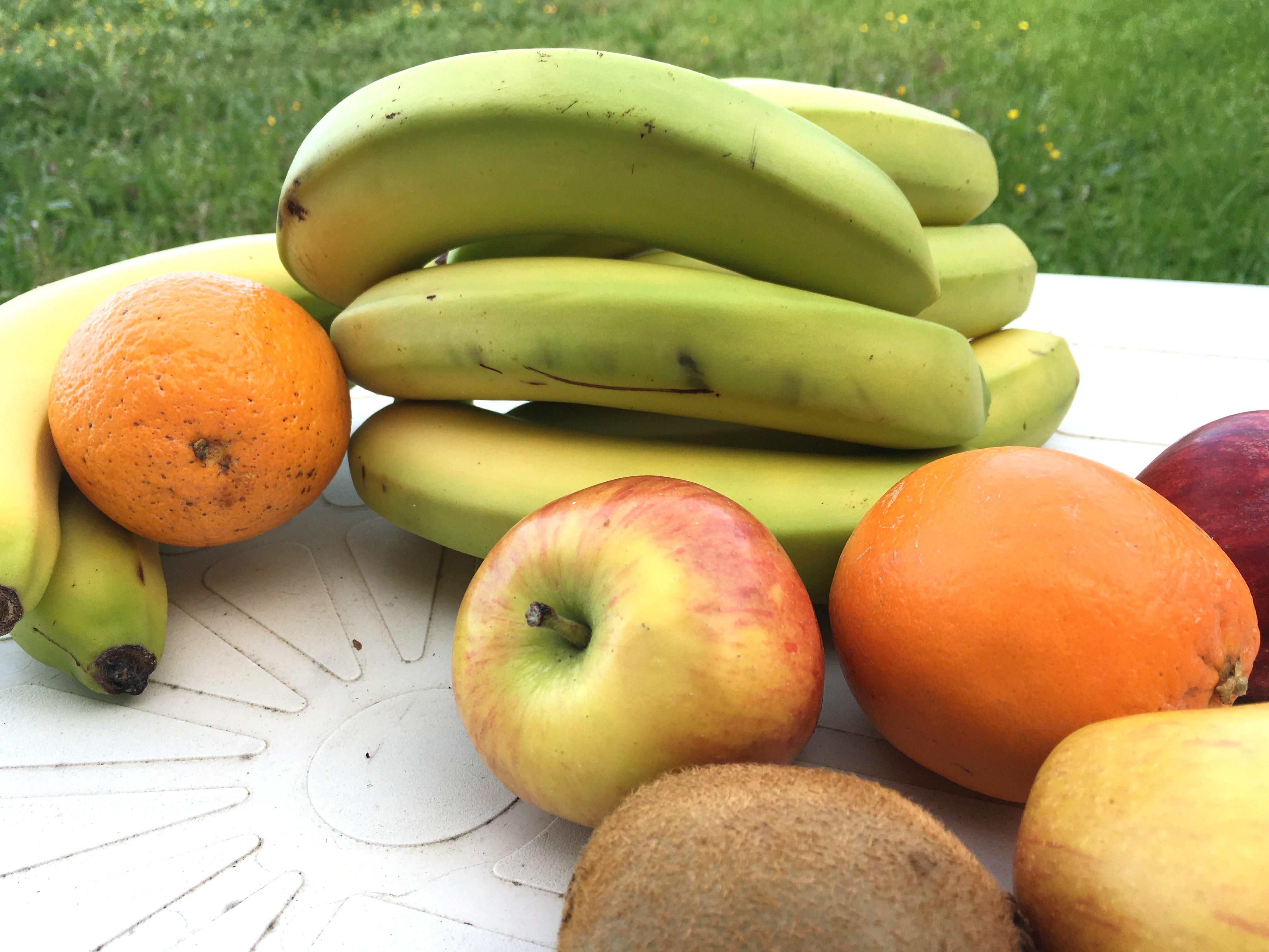 dieta. fruta