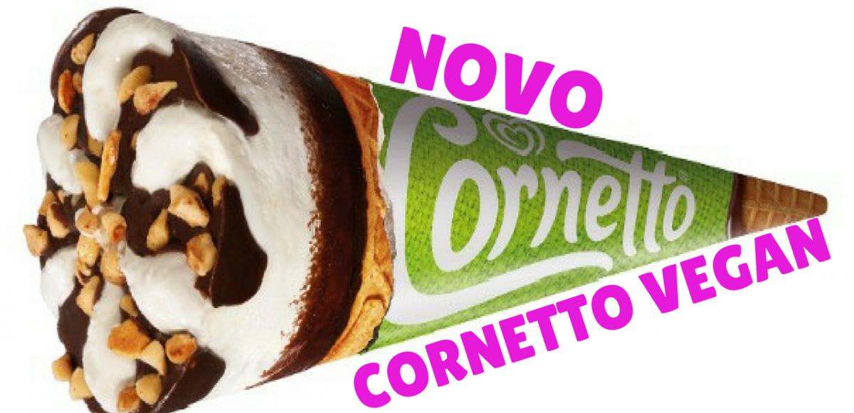 Cornetto Vegan Cover