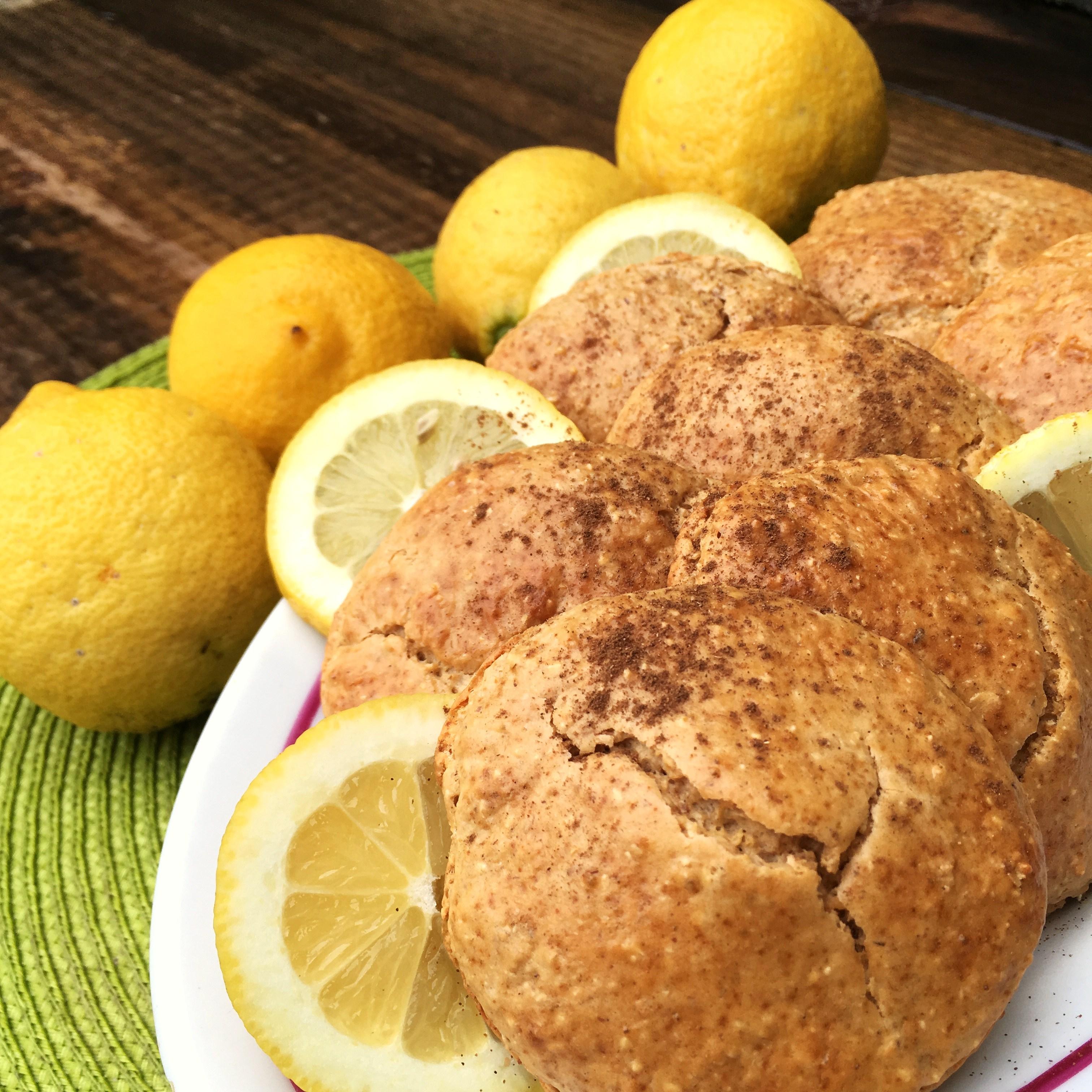 bolachas de aveia e limão 2