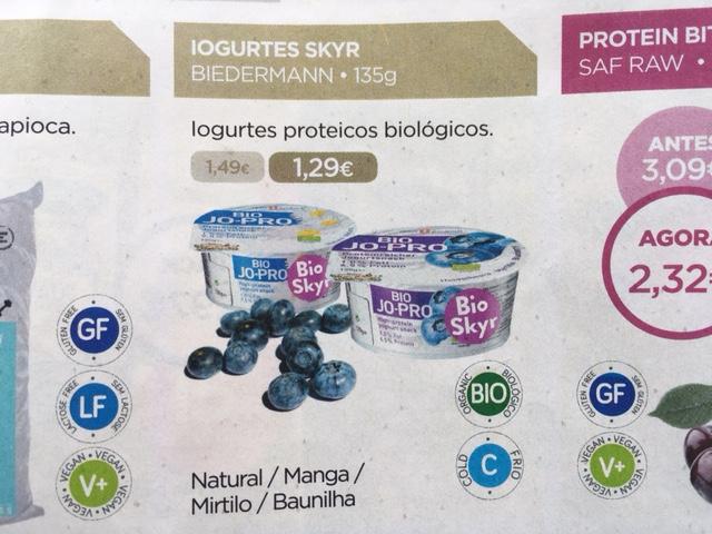 iogurte skyr - celeiro promoções