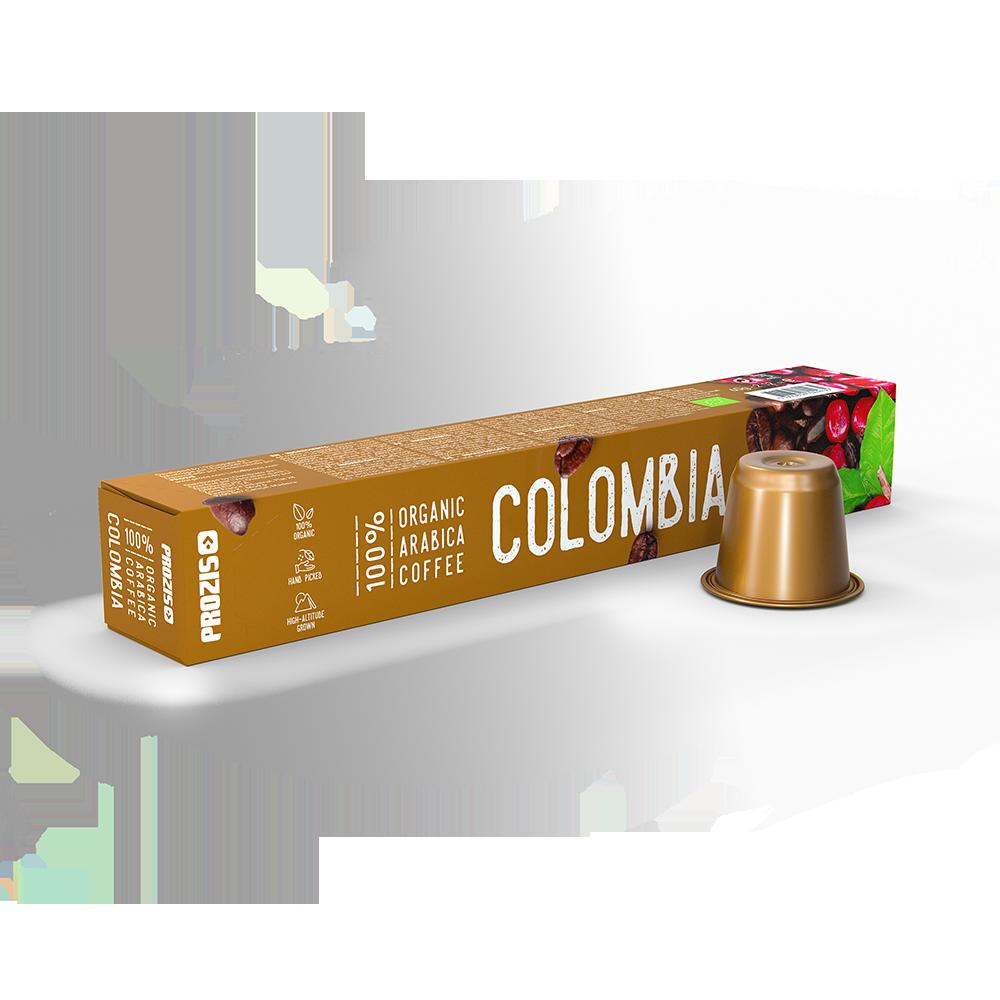 café prozis colombia