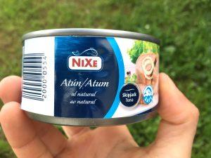 croquetes de atum e batata doce - atum ao natural