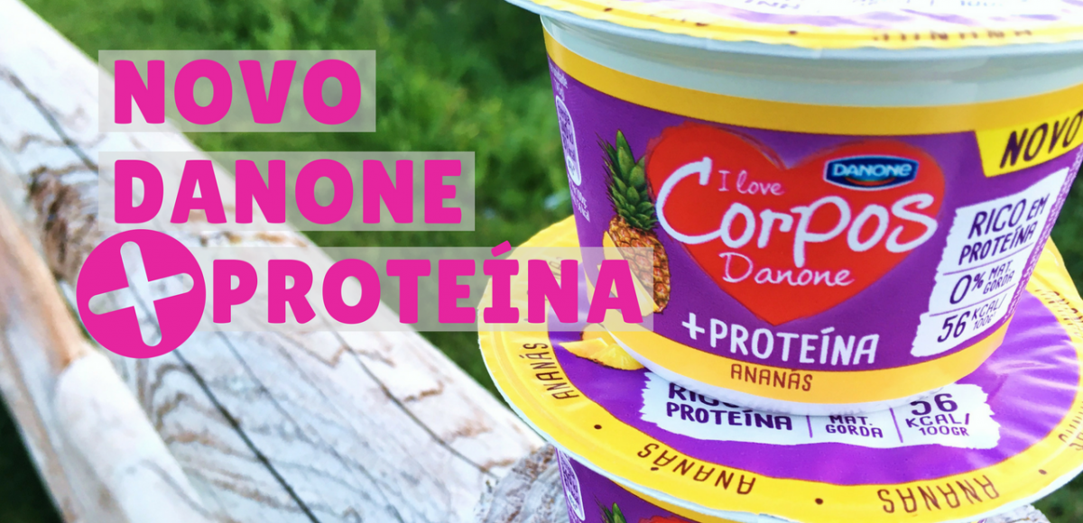 danone + proteína ananás