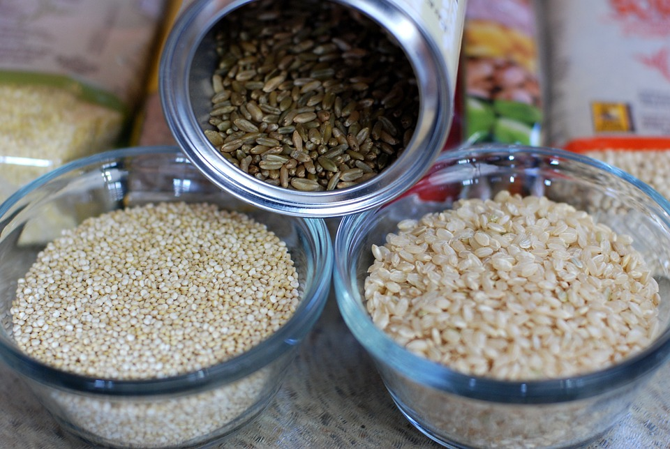 hidratos para comer - arroz