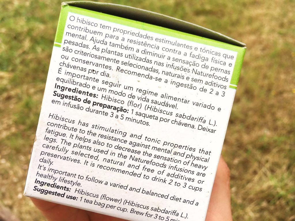 chá para retenção de liquidos 2