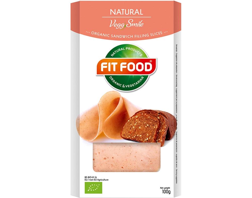 fiambre vegetariano - fit food