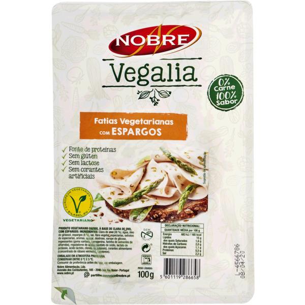 fiambre vegetariano - nobre
