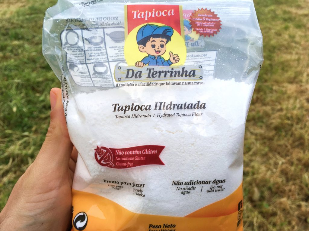 tapioca terrinha
