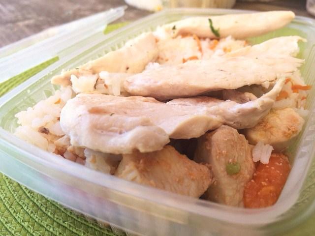 fitfood portugal frigorifico jardineira de frango
