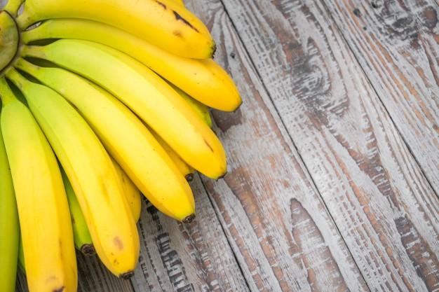 batido proteico sem whey - banana