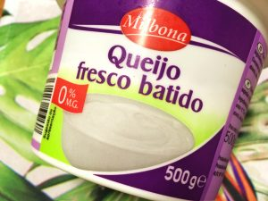 o melhor queijo em dieta - milbona
