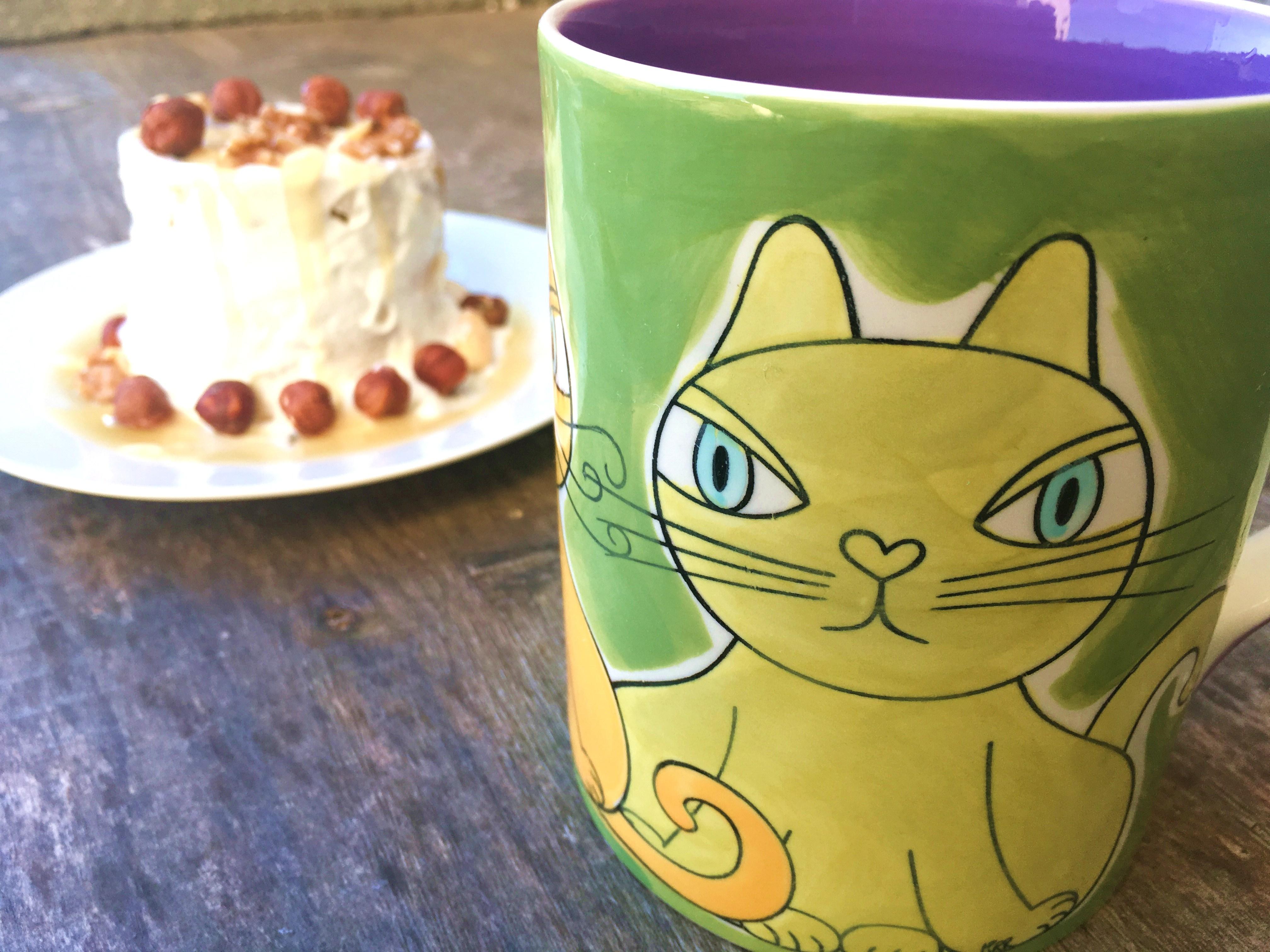 bolo de caneca de iogurte