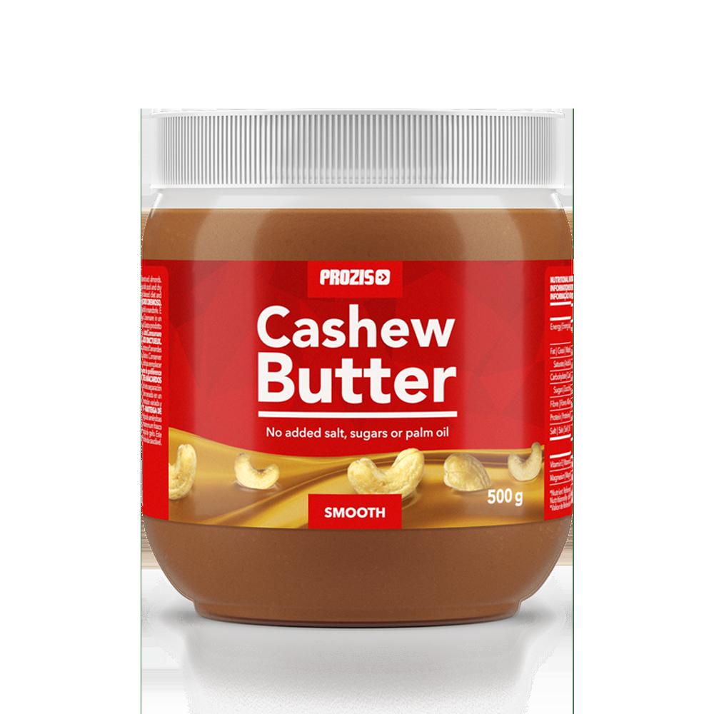 fonte de proteína vegetal - manteiga de caju