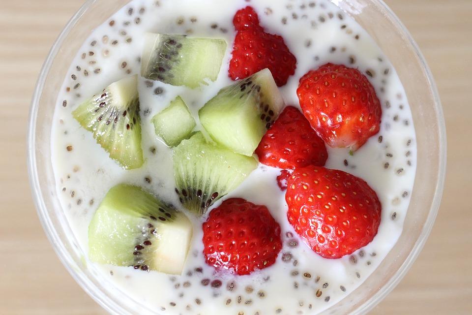 fontes de proteína vegetal - chia