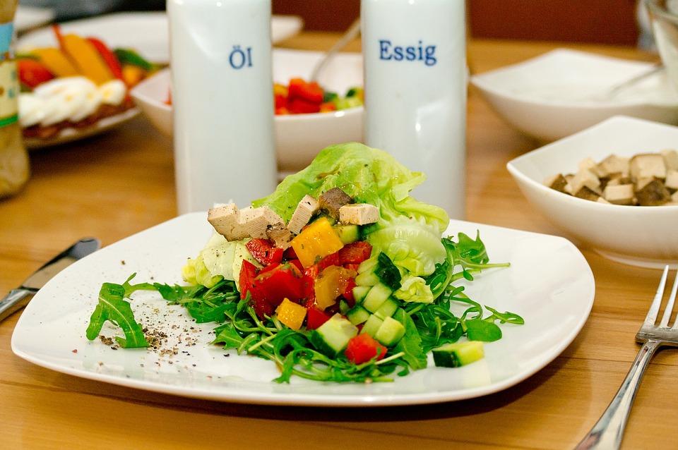 fontes de proteína vegetal - tofu