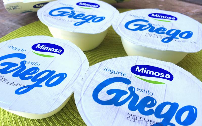 iogurte grego mimosa