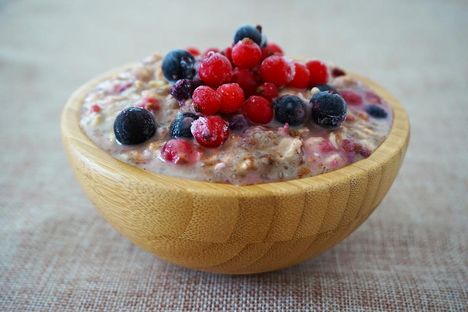 alimentos proteicos - aveia