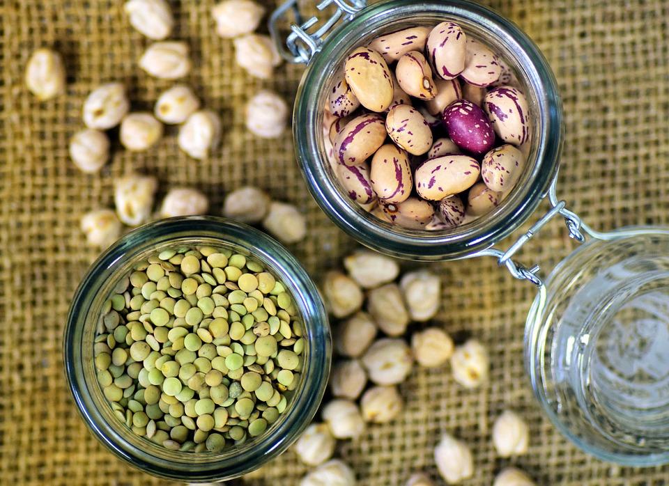 alimentos proteicos - feijao