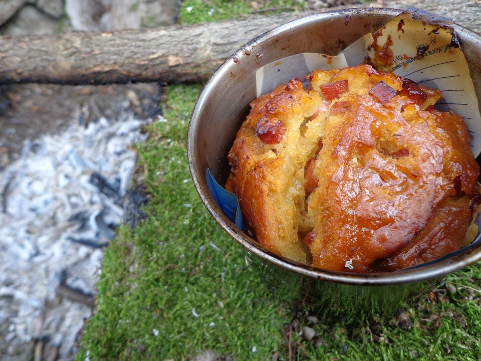 receitas fit com batata doce - pão