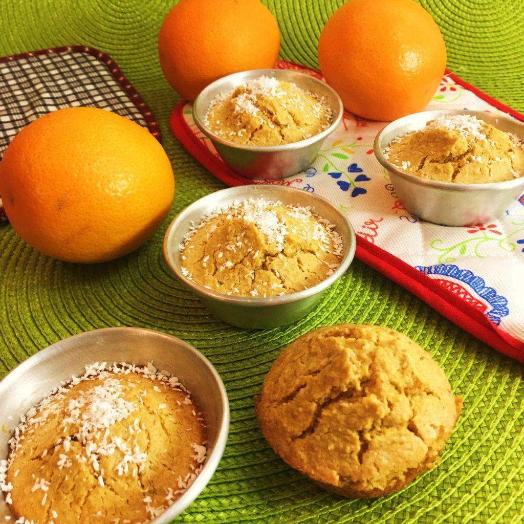 bolo de laranja fit