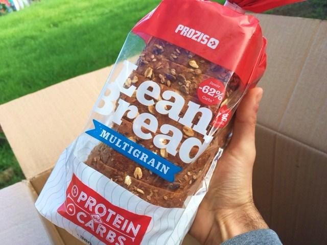 encomenda prozis lean bread