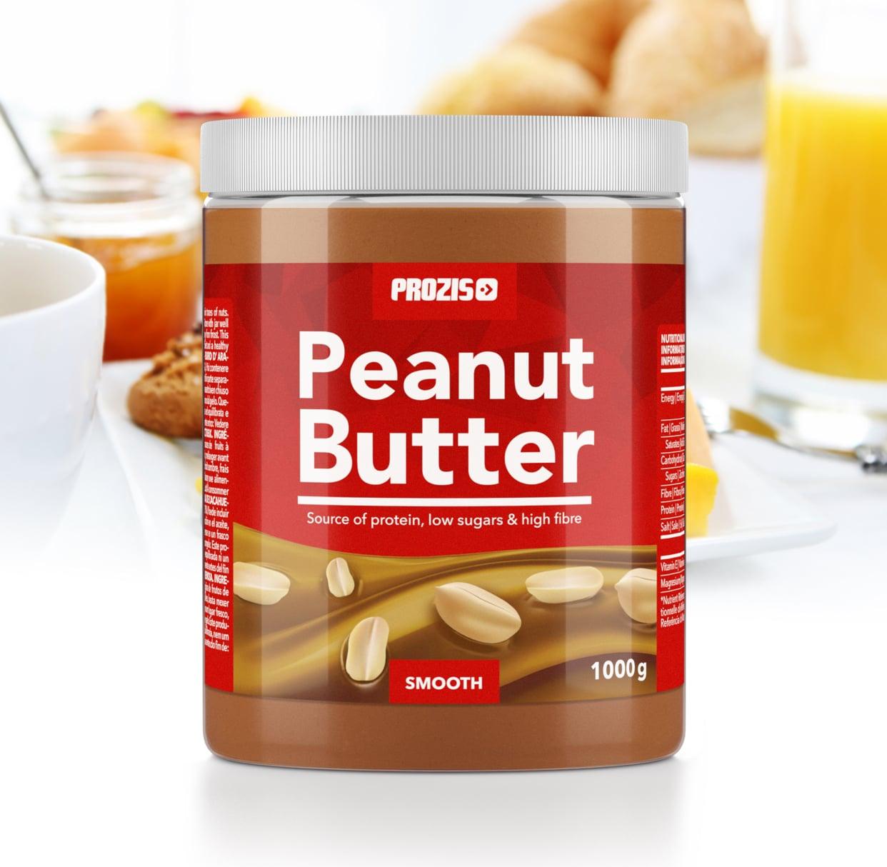 receitas com manteiga de amendoim prozis, receita manteiga de amendoim