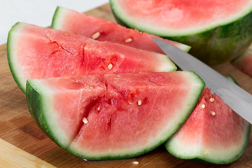 Frutas Com Menos Calorias Melancia