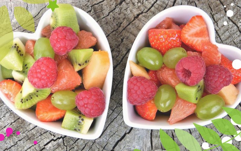 as frutas com menos calorias
