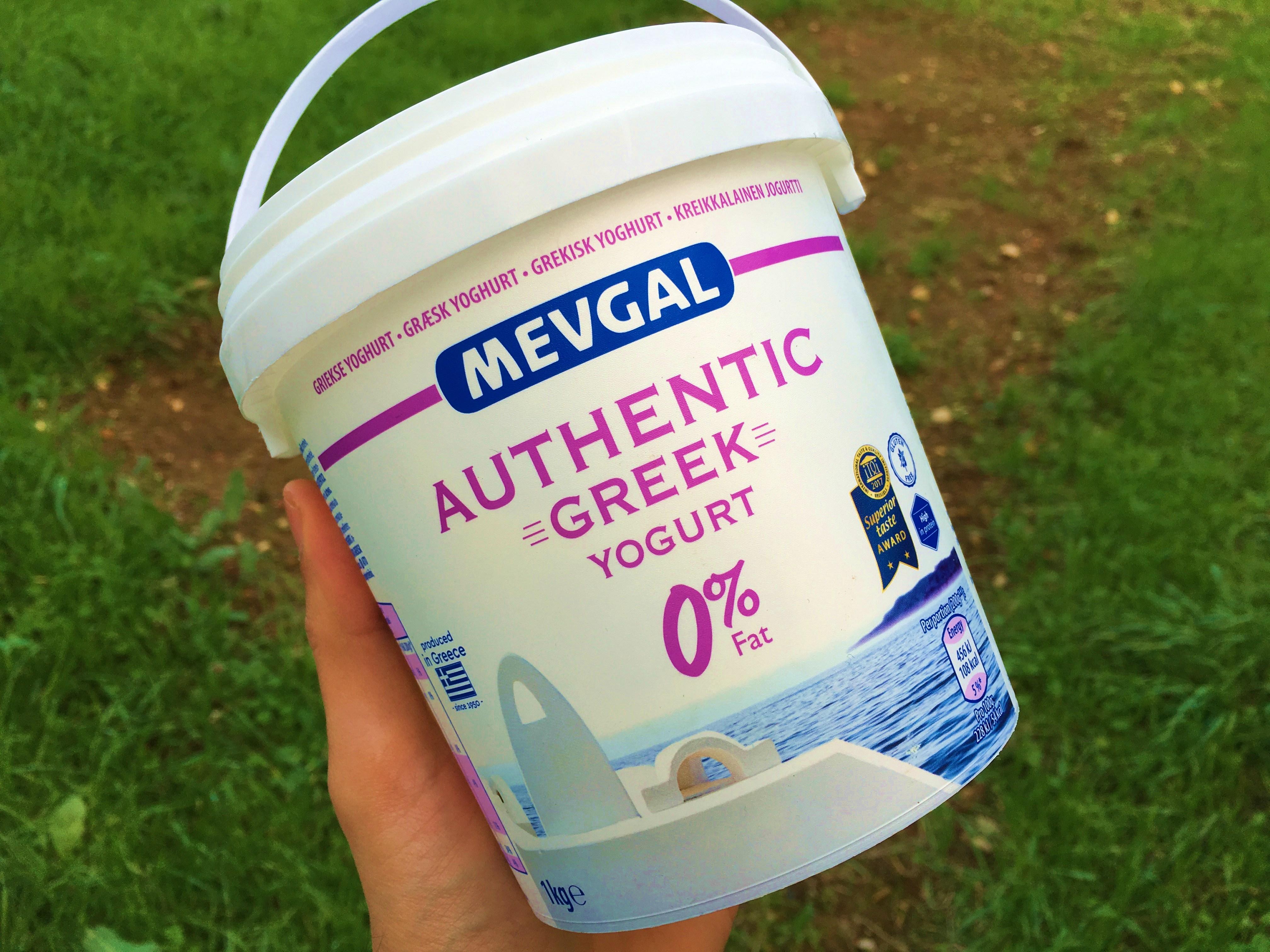 melhores iogurtes