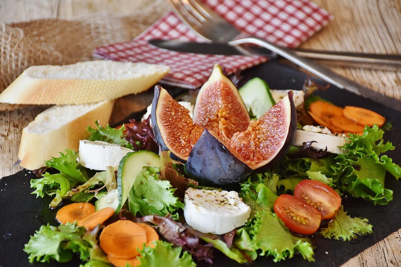 mitos alimentares - salada