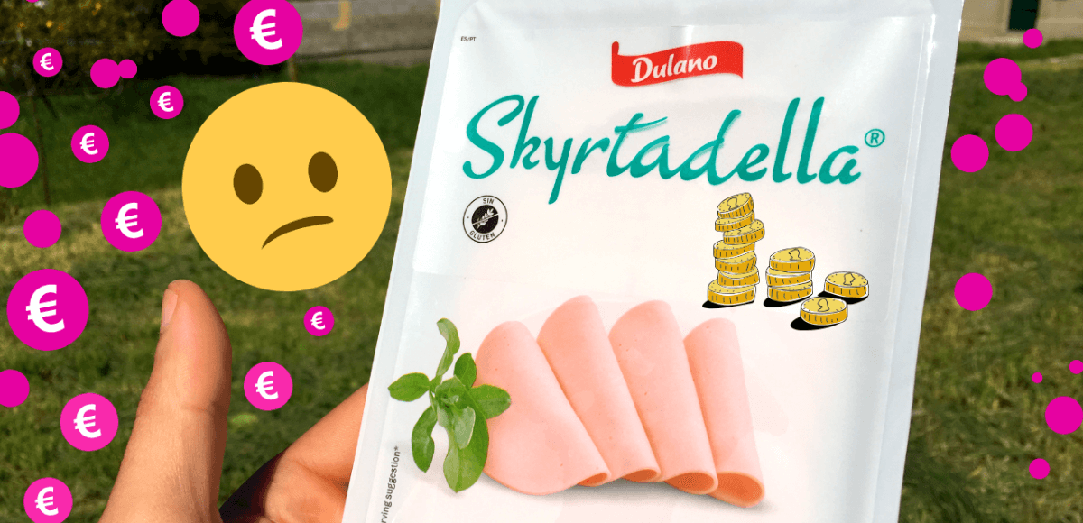 Skyrtadella Mortadela Skyr Lidl