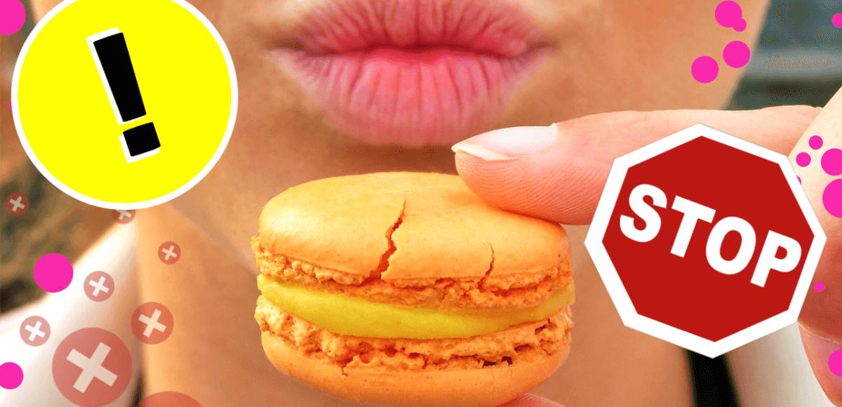 o que leva a comer doces
