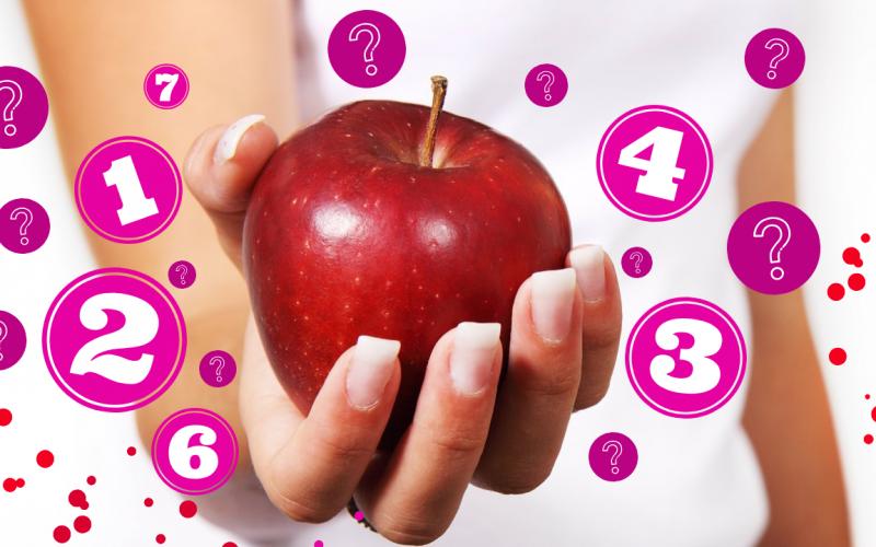 Quantas Peças de Fruta se Deve Comer Por Dia