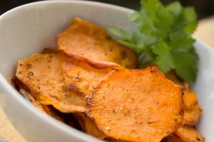 Lista de Alimentos Saudáveis - batata doce
