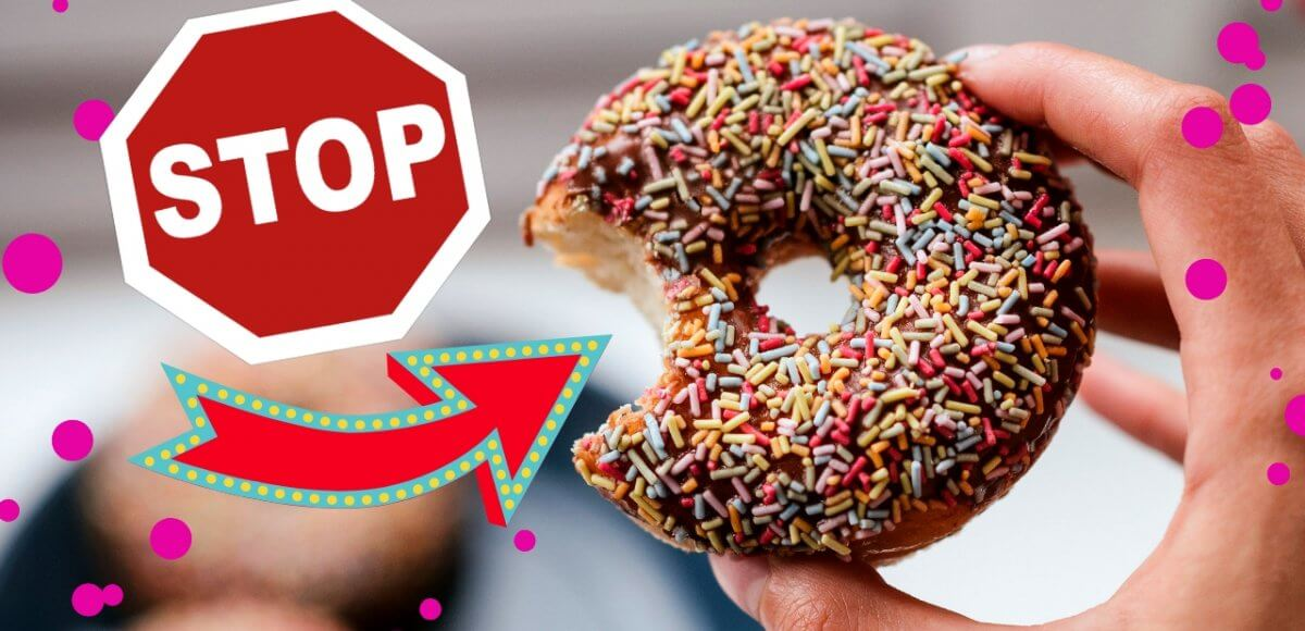 parar vicio do açúcar