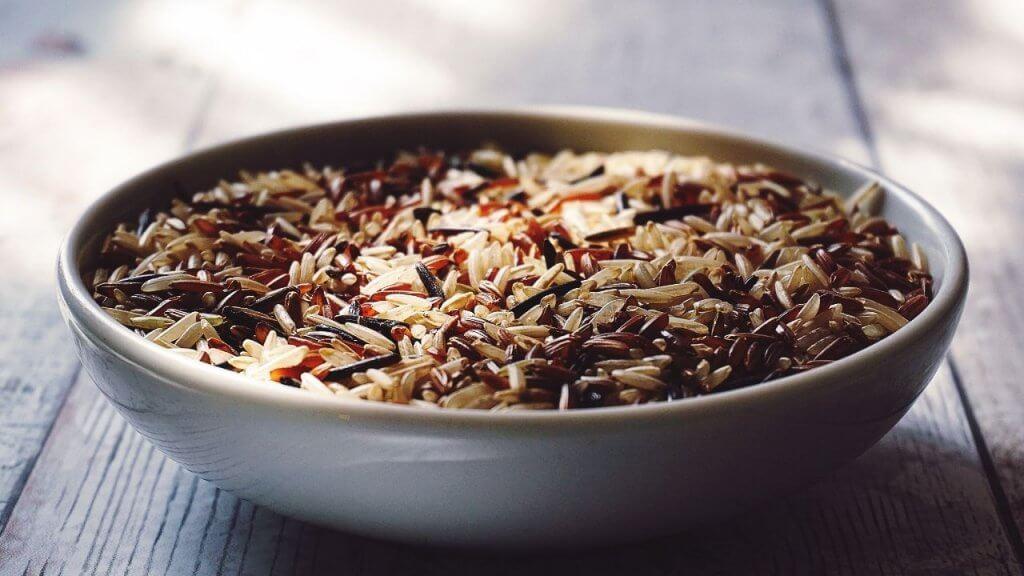 melhor arroz em dieta