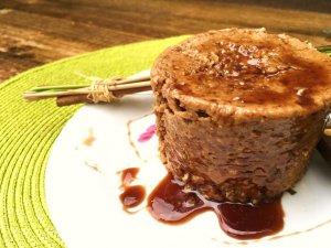 bolos de caneca - caramelo