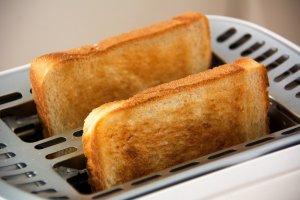 substitutos de pão - torradas