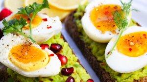 Alimentos BARATOS Que Enganam a FOME ovo