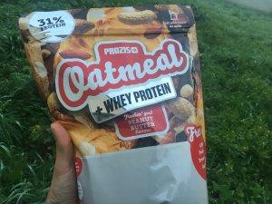 encomenda prozis oats e whey